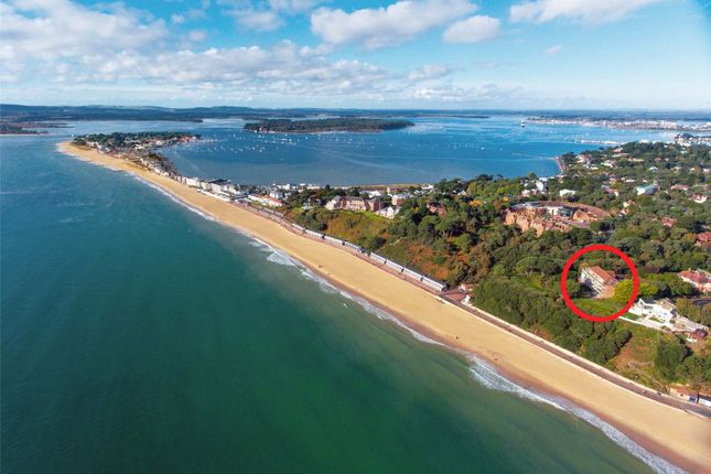Location of Cliff Drive, Canford Cliffs, Poole BH13