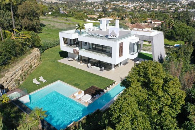 Thumbnail Villa for sale in Villa Nueva Andalucia, Marbella, Málaga, Andalusia, Spain