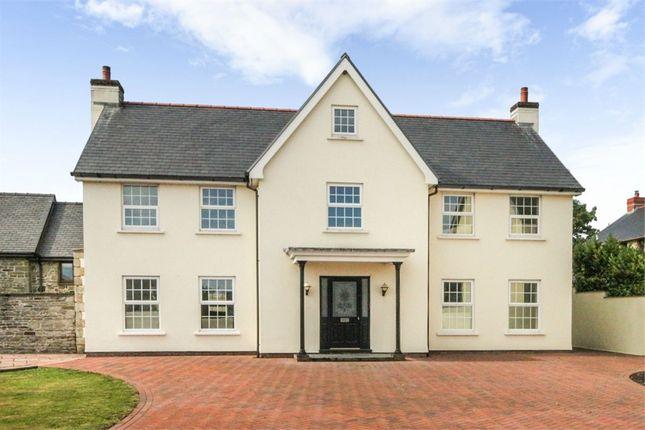 Thumbnail Detached house for sale in Eglwys Nunnydd, Margam, Port Talbot, West Glamorgan
