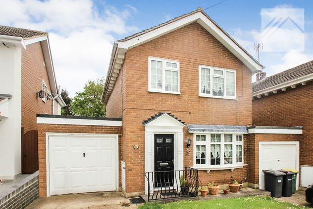 Thumbnail Detached house for sale in Albert Road, Rayleigh