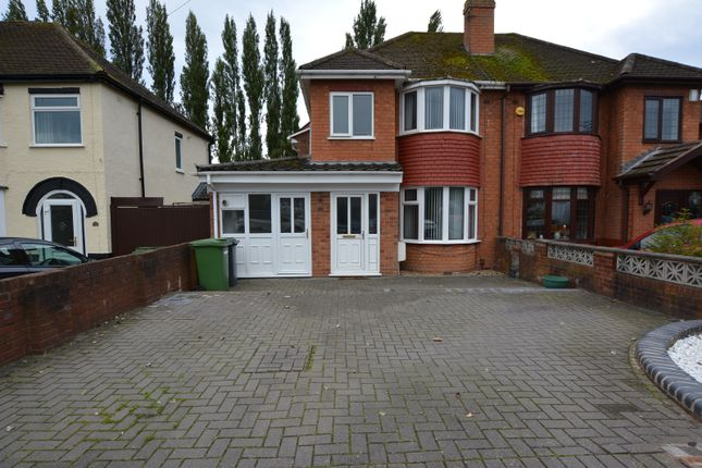 Thumbnail Semi-detached house for sale in Sandon Road, Wolverhampton