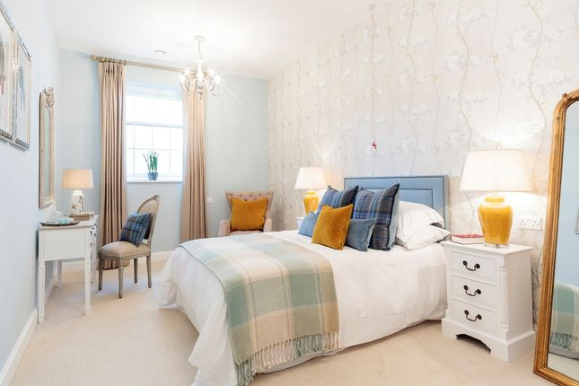 "Thumbnail Flat for sale in ""Typical 2 Bedroom"" at Bowes Lyon Place, Poundbury, Dorchester"