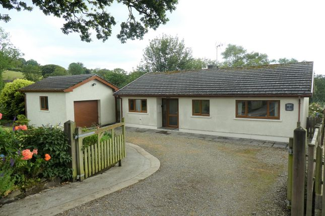 Thumbnail Detached bungalow for sale in Pontgarreg, Nr. Llangrannog