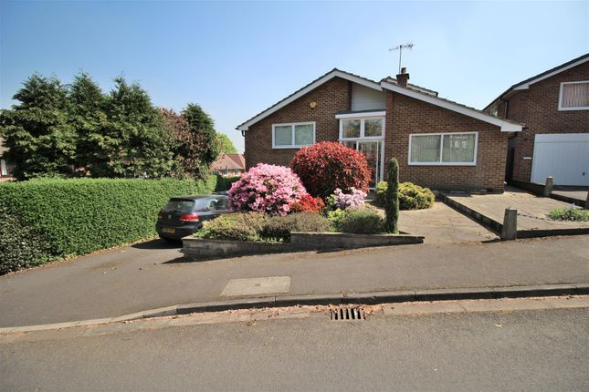 Thumbnail Detached house for sale in Kendal Drive, Beeston, Nottingham