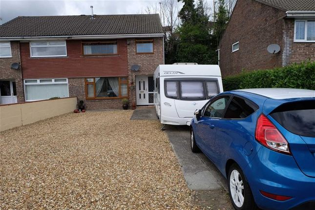 Thumbnail Semi-detached house for sale in Arno Road, Barry, Vale Of Glamorgan