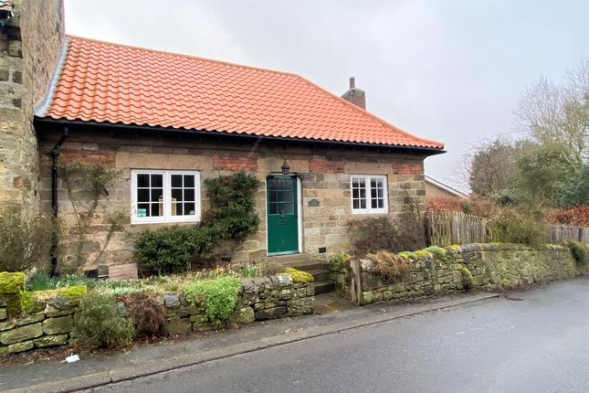 2 bed cottage for sale in Newton-On-The-Moor, Morpeth NE65