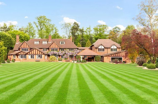 Thumbnail Detached house for sale in Chalfont Manor, Nightingales Lane, Chalfont St. Giles