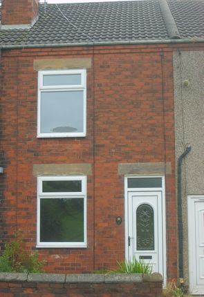 Thumbnail Terraced house to rent in Pilsley Road, Danesmoor, Clay Cross