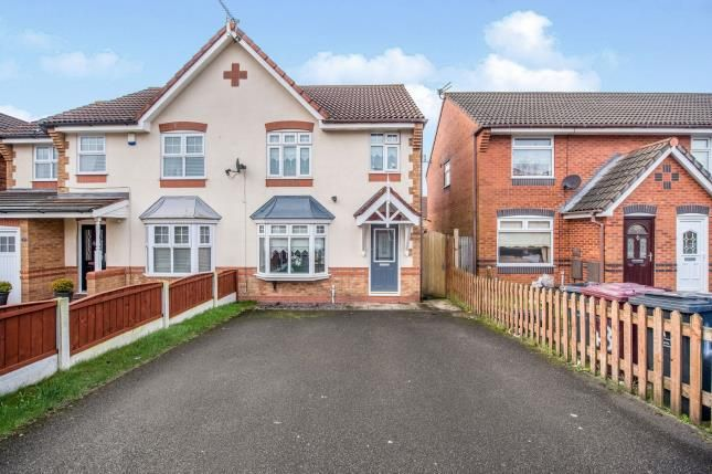 Thumbnail Semi-detached house for sale in Riesling Drive, Kirkby, Liverpool, Merseyside