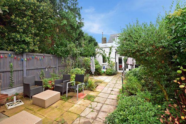 Rear Garden of Monkton Road, Minster, Ramsgate, Kent CT12