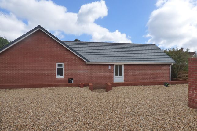 Thumbnail Detached bungalow for sale in Shaftesbury Road, Henstridge, Templecombe
