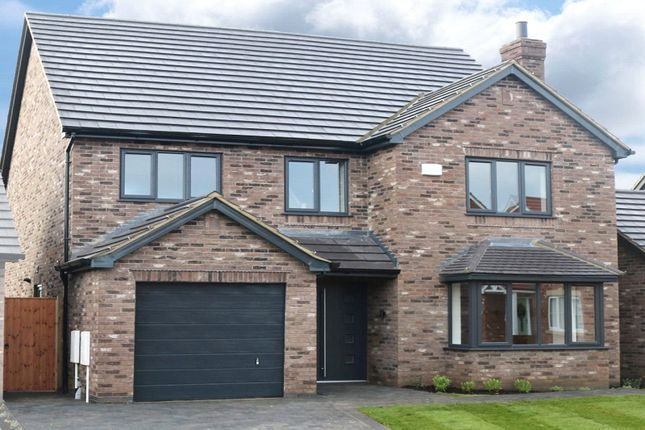 Thumbnail Detached house for sale in Plot 5, The Duchess, Frank Cox Meadows, Front Street, Ulceby, North Lincolnshire