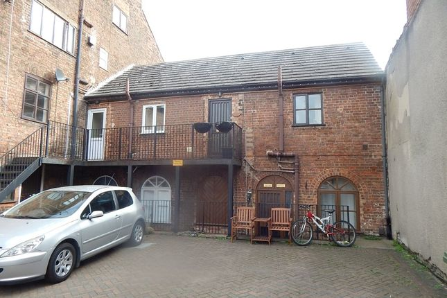 Flat 4, Anchor View, North End, Wisbech, Cambridgeshire PE13