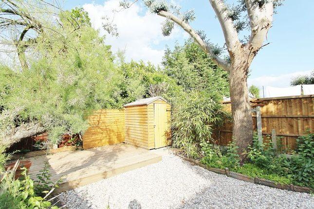 Thumbnail Flat to rent in Hamilton Drive, Harold Wood, Romford