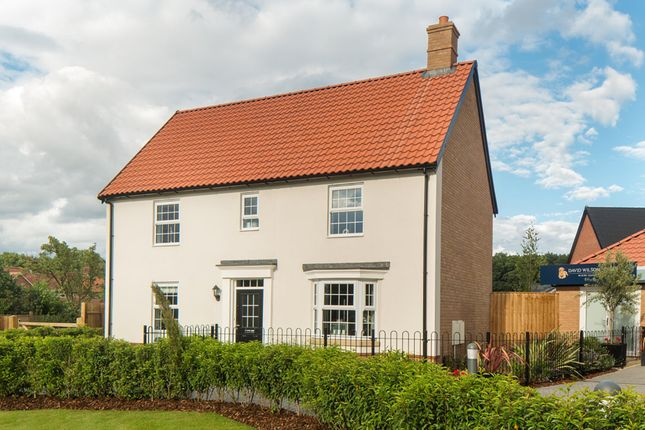 """Thumbnail Detached house for sale in """"Layton"""" at Caistor Lane, Poringland, Norwich"""