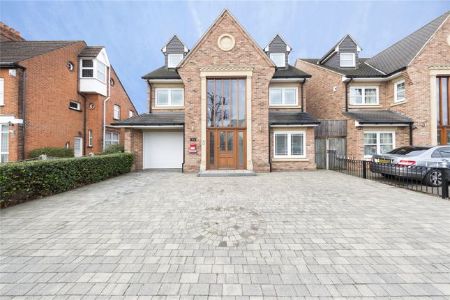 Thumbnail Detached house for sale in Harrow Drive, Hornchurch