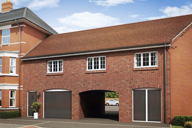 "Thumbnail Flat for sale in ""Wincham"" at Great Denham, Bedford"