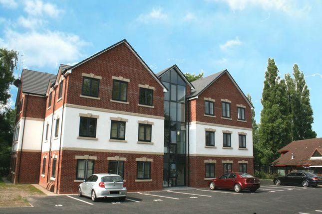 Thumbnail Flat for sale in Cranmere Court, Cranmere Avenue, Wolverhampton