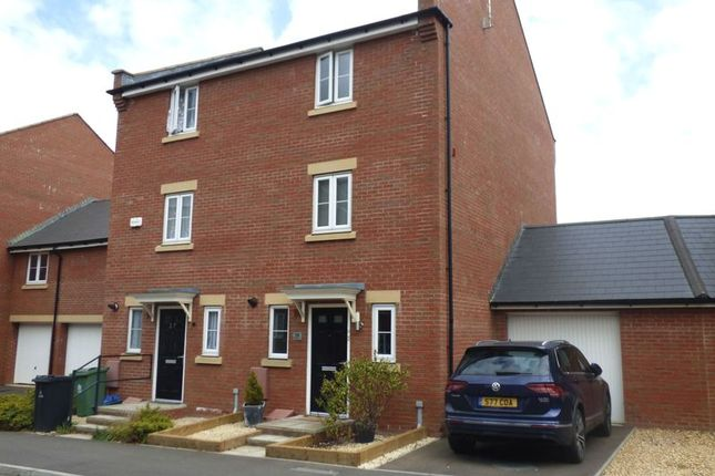 Thumbnail Semi-detached house for sale in Cardinal Drive, Tuffley, Gloucester