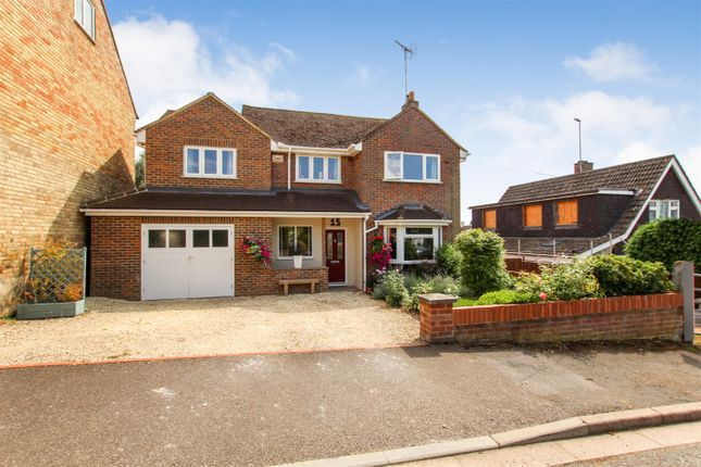 Thumbnail Detached house for sale in Greenhill, Leighton Buzzard