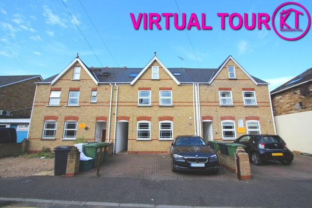 Thumbnail Town house to rent in Southsea Road, Kingston Upon Thames