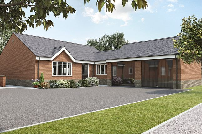 Thumbnail Detached bungalow for sale in The Danbury, The Croft II, Calow