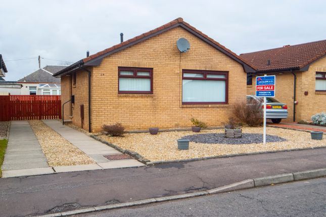 Thumbnail Terraced house for sale in Campbell Drive, Larbert