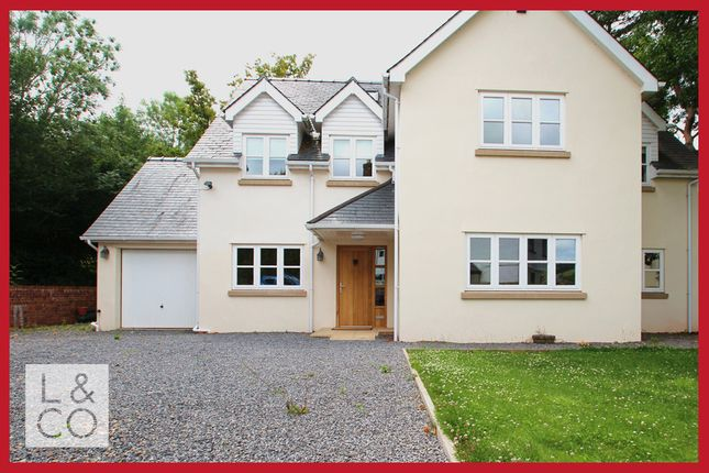 Thumbnail Detached house to rent in Oak Cottage, Llantrisant