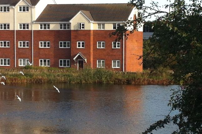 Thumbnail Flat for sale in The Waterfront, Exhall, Coventry