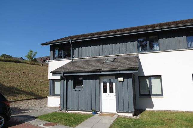 Thumbnail Flat for sale in Scott Close, Dingwall