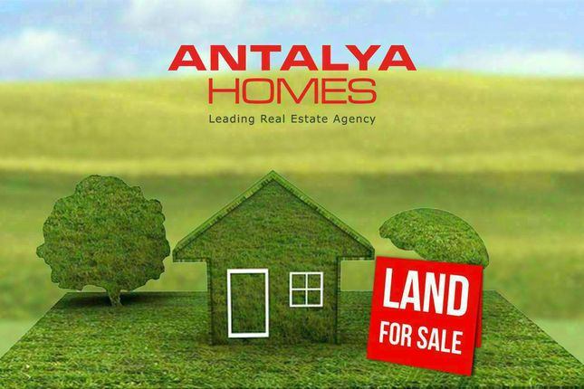 Thumbnail Land for sale in Kargicak, Alanya, Antalya Province, Mediterranean, Turkey