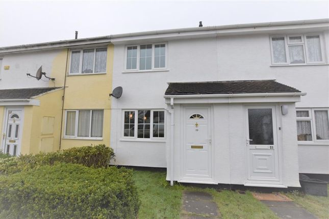 Thumbnail Terraced house to rent in Lynher Way, Callington, Cornwall