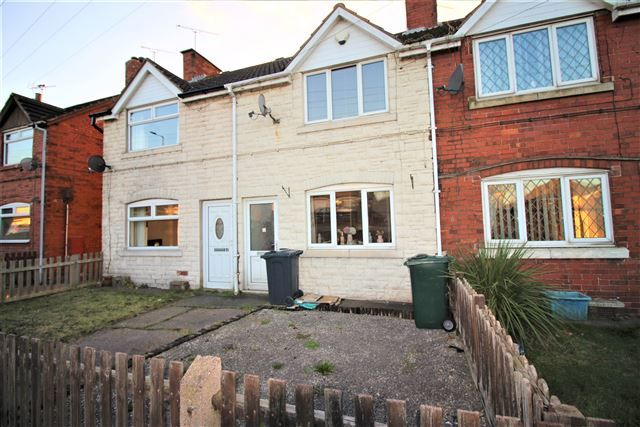 Thumbnail Terraced house to rent in East Terrace, Wales Bar, Sheffield