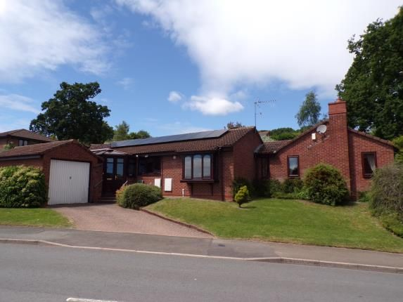 Thumbnail Bungalow for sale in Nine Days Lane, Wirehill, Redditch, Worcestershire