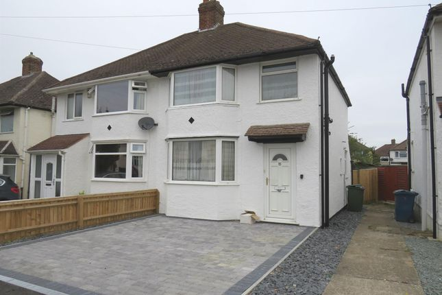 Semi-detached house for sale in Mark Road, Headington, Oxford
