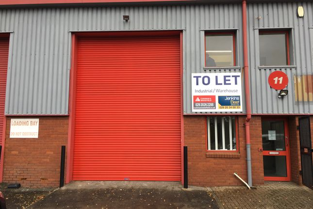 Thumbnail Industrial to let in Unit 11, Rising Sun Industrial Estate, Blaina