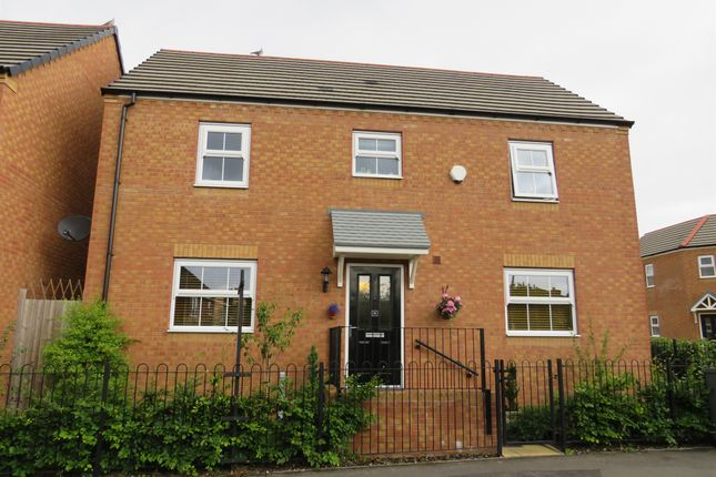 Thumbnail Detached house for sale in Watermead Grange, Brownhills, Walsall