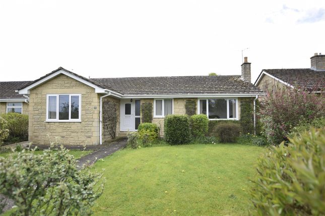 Thumbnail Detached bungalow to rent in Wychwood View, Minster Lovell, Witney