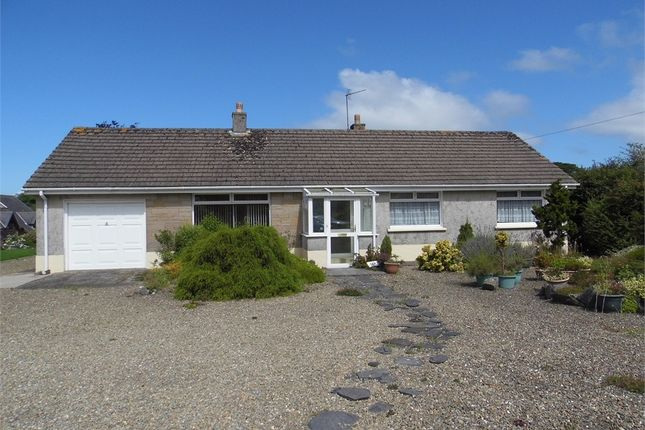 Thumbnail Detached bungalow for sale in Ger-Y-Llan, Goat Street, Newport, Pembrokeshire