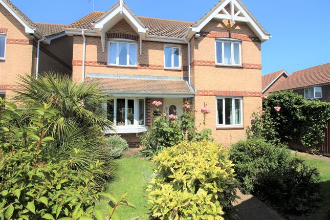 Thumbnail Detached house for sale in Penrith Way, Eastbourne