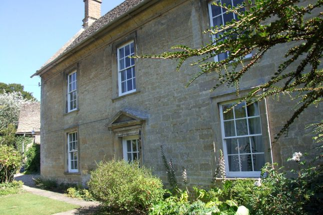 Thumbnail Detached house to rent in The Gassons, Filkins, Lechlade