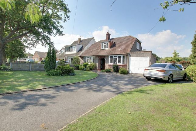 Thumbnail Detached house for sale in High Road, Layer-De-La-Haye, Colchester