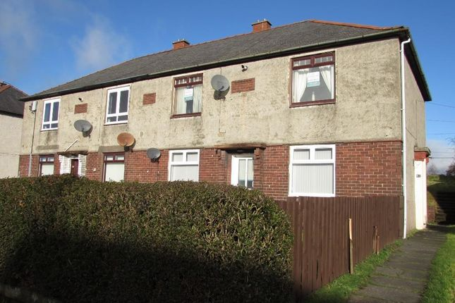 2 bed flat for sale in Arran Drive, Auchinleck, Cumnock KA18