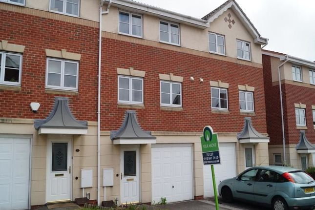 Thumbnail Property to rent in Bratton Drive, Nottingham