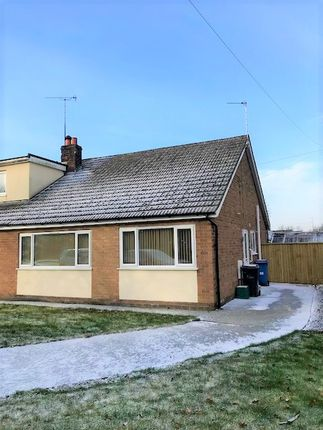 Thumbnail Bungalow to rent in Ballot Hill Crescent, Preston, Lancashire