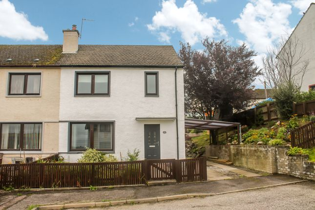 Thumbnail Semi-detached house for sale in Skiach Gardens, Dingwall