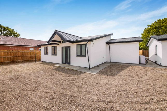 Thumbnail Detached bungalow for sale in Reigate Road, Horley