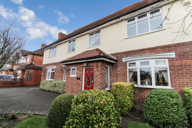 Thumbnail Detached house for sale in Northway, Maghull, Liverpool