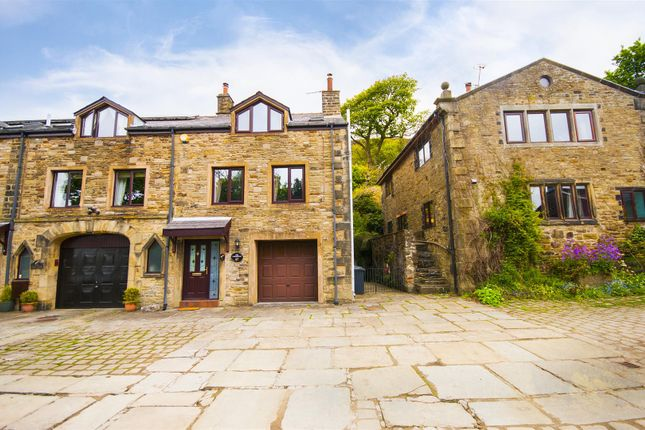 Thumbnail Property for sale in Holcombe Old Road, Holcombe, Bury