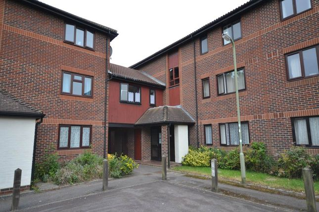 Front of Linacre Close, Didcot, Oxfordshire OX11